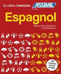 Coffret Les Cahiers d'Exercices Espagnol : Faux-débutants et Intermédiaire