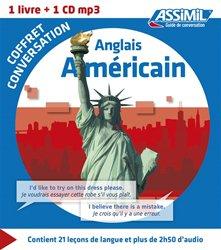 Coffret Conversation Anglais Américain