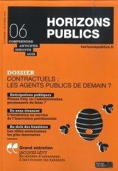 Contractuels : les agents publics de demain