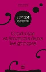 Conduites et émotions dans les groupes