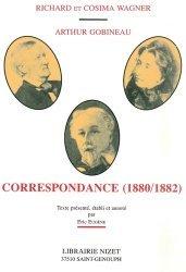 Correspondance (1880-1882)