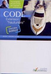 Code extension 'hauturière'