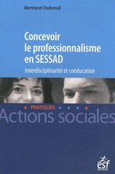 Concevoir le professionalisme en Sessad