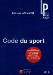 Code du sport 2008