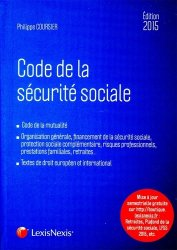 Code de la sécurité sociale 2015