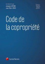 La couverture et les autres extraits de Code de la copropriété 2019