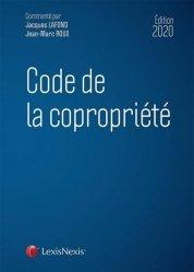 La couverture et les autres extraits de Code notarial. Edition 2020