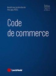 A paraitre chez Livres à paraitre de la collection Codes bleus - lexis nexis (ex litec), Code de commerce