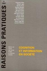 Cognition et information en société