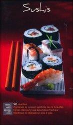 Coffret fan de sushis