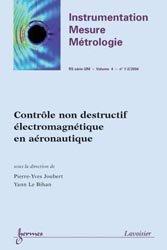 Contrôle non destructif électromagnétique en aéronautique