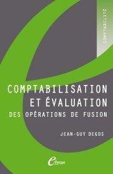 Comptabilisation et évaluation des opérations de fusion