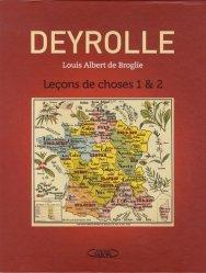 Coffret Deyrolle - Leçons de choses Tome 1 et 2