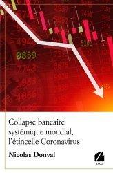 Collapse bancaire systémique mondial, l'étincelle Coronavirus