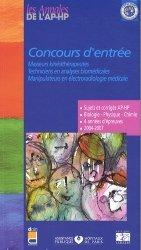La couverture et les autres extraits de Concours d'entrée en formation  Puéricultrice(teur)