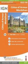 La couverture et les autres extraits de Vannes Lorient. 1/100 000