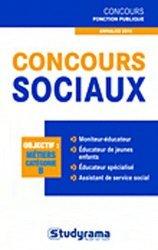 La couverture et les autres extraits de Concours sociaux 2016-2017