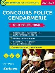 Concours police gendarmerie