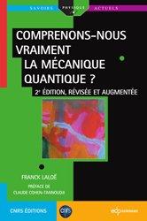 La couverture et les autres extraits de Mécanique quantique - Tome 1