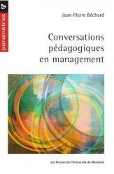 Conversations pedagogiques en management