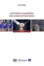 La couverture et les autres extraits de Manuel de droit européen des aides d'Etat. 3e édition