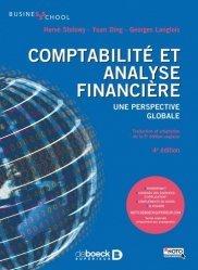 Comptabilité et analyse financière