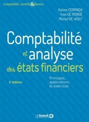 Comptabilité et analyse des états financiers
