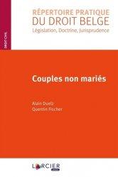 Couples non mariés