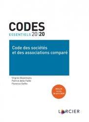 Code des sociétés et des associations comparé