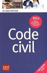 Code civil. Edition 2017