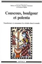 Couscous, boulgour et polenta
