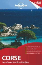 La couverture et les autres extraits de Corse. 3e édition