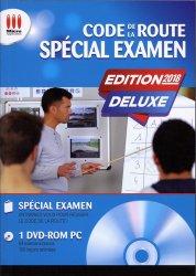 Code de la route spécial examen. Permis B, Edition 2018, avec 1 DVD