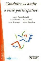 Conduire un audit à visée participative