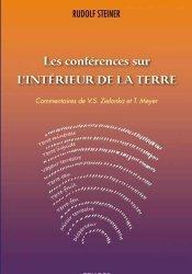 Conférences sur l'intérieur de la Terre