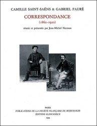Correspondance (1862-1920)