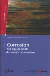 Corrosion des équipements du secteur alimentaire