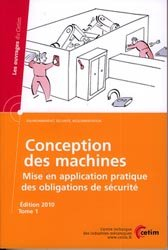 Conception des machines