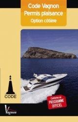 Code Vagnon permis plaisance option côtière et son mémento de révision