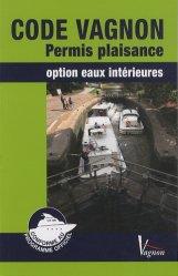 La couverture et les autres extraits de Code permis plaisance option eaux intérieures