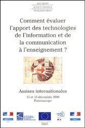 Comment évaluer l'apport des technologies de l'information et de la communication à l'enseignement