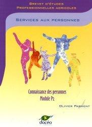Connaissance des personnes Module P2 BEPA Services aux personnes