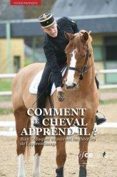 Comment le cheval apprend-il