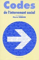 CODES DE L'INTERVENANT SOCIAL