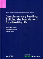 Cover Complementary Feeding: Building the Foundations for a Healthy Life