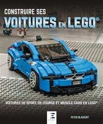 Construire ses voitures en Lego