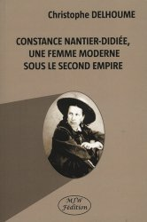 Constance Nantier-Didiée, une femme moderne sous le Second Empire