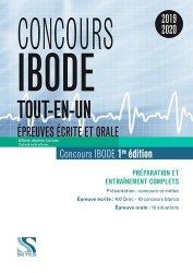 La couverture et les autres extraits de Concours IBODE 2021 Tout en un