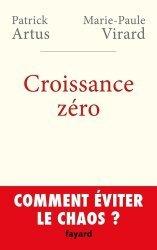 Croissance zéro, comment éviter le chaos