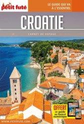 La couverture et les autres extraits de Petit Futé Croatie. Edition 2019